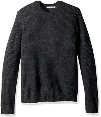 Vince Men's Thermal Cashmere Pullover Crew Sweater