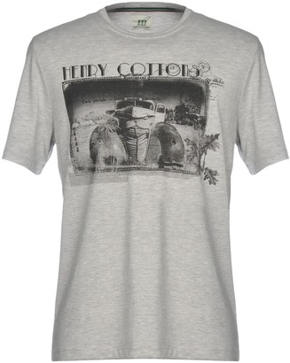 Henry Cotton's T-shirts - Item 12220256BQ