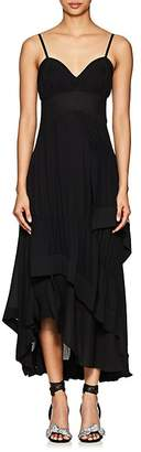 3.1 Phillip Lim Women's Ruched Silk Dress