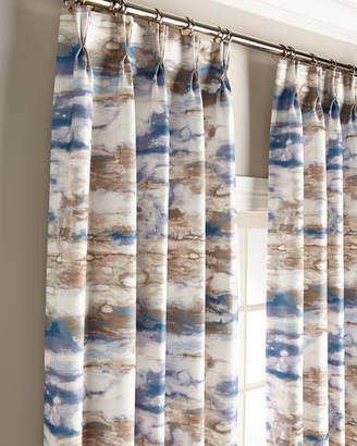 "Thomas Laboratories Misti Modern Luxuries Ryder 132"" Curtain Panel"