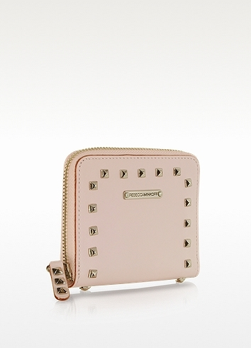 Rebecca Minkoff Sylvie Small Zip Wallet with Studs