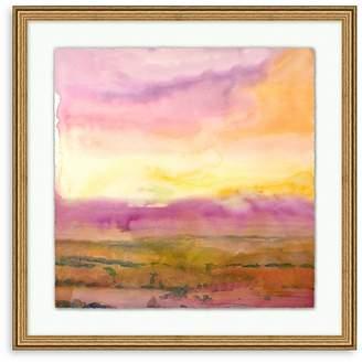 Bloomingdale's Artisan Collection Pink Skies Wall Art - 100% Exclusive
