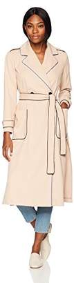 Armani Exchange A X Women's Outline Trench Coat