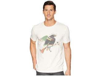 Lucky Brand Hawk on Cross Tee