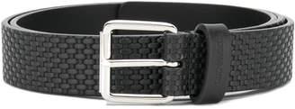 Emporio Armani classic style belt