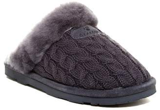 BearPaw Effie Genuine Sheepskin Lined Slipper