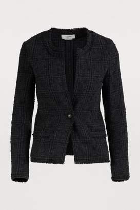 Etoile Isabel Marant Lyra woolen jacket