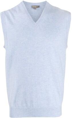 The Westminster cashmere vest