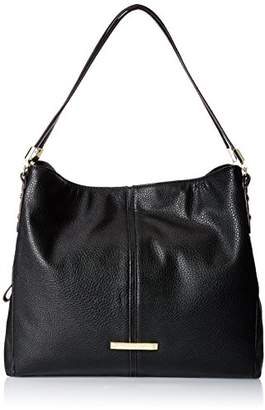 Anne Klein Kick Start Large 4 Poster Hobo Bag $40.10 thestylecure.com