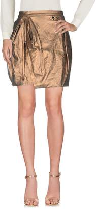 Elisabetta Franchi Knee length skirts - Item 35355642FS