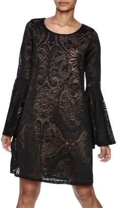 Wish Black Lace Dress $79 thestylecure.com