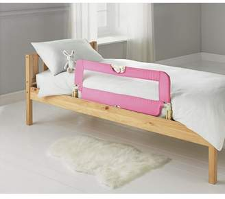 Rails Cuggl Pink Bed Rail