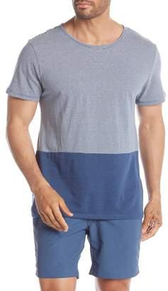 Onia Chad Colorblock Stripe T-Shirt