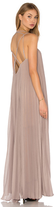 BCBGMAXAZRIA Isadona Maxi Dress $298 thestylecure.com