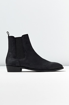 Urban Outfitters Oiled Chelsea Boot