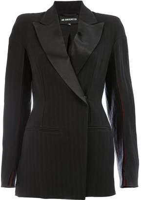 Ann Demeulemeester structured blazer