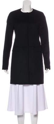 St. Emile Virgin Wool & Cashmere Coat