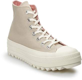 Converse Women's Chuck Taylor All Star Lift Ripple High Top Shoes