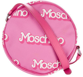 Moschino Moschino 2015 Barbie Logo Crossbody Bag