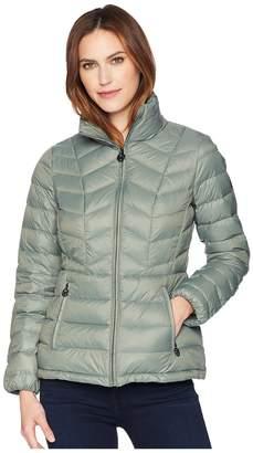 MICHAEL Michael Kors Short Quilted Packable Down Women's Coat