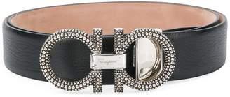 Salvatore Ferragamo adjustable Gancini belt