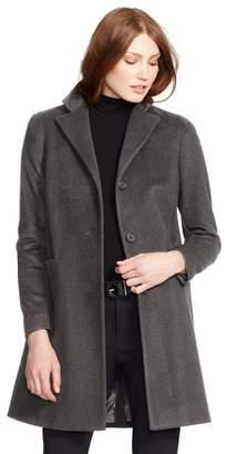 Lauren Ralph Lauren Paige Wool Blend Reefer Coat