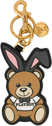 Moschino Playboy Ready to Bear keyring