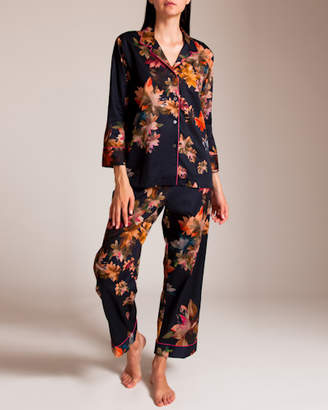 Zimmerli Of Switzerland Poetic Botanicals Pajama
