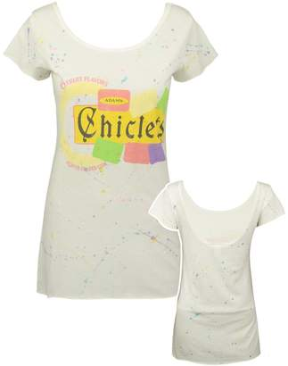 Junk Food Clothing Chiclets Paint Women's T-Shirt (M)