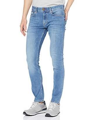 4d1ac8c2d Tommy Hilfiger Men's Extra Slim Layton PSTR EIMS Blue Jeans, Blau 911, W33/