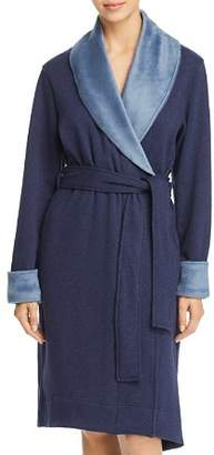 UGG Duffield II Double-Knit Fleece Robe
