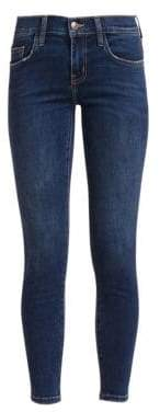 Current/Elliott The Stiletto Low-Rise Skinny Ankle Jeans