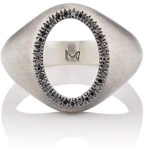 M. Cohen Men's The Ellipse Diamond Ring