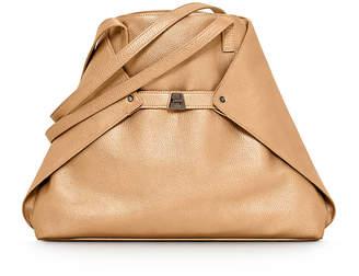 Akris Ai Cervo Medium Shoulder Tote Bag