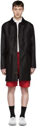 A.P.C. Black Doctor Jacket