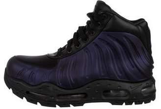 Nike Foamposite Foamdome Sneaker Boots