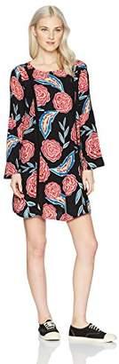 Roxy Women's East Coast Dreamer Long Sleeve Dress 2