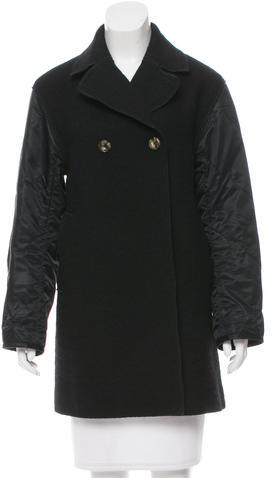 3.1 Phillip Lim 3.1 Phillip Lim Wool Double-Breasted Coat