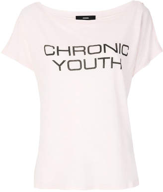 Diesel Chronic Youth T-shirt
