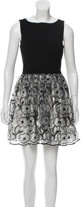 Erin Fetherston ERIN by Floral A-Line Dress
