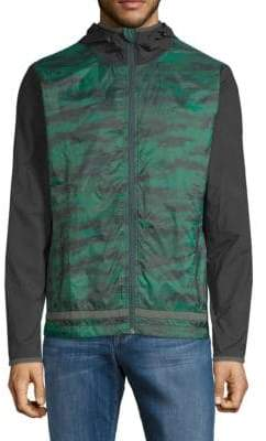 MPG Camouflage Discover Jacket