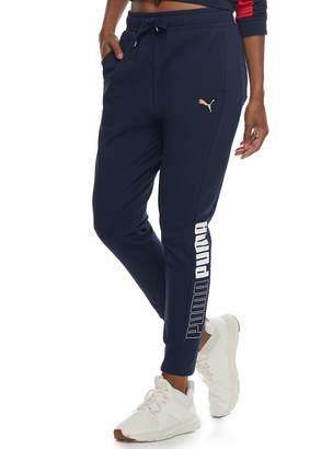 Puma Women's Modern Sport Mid-Rise Track Pants