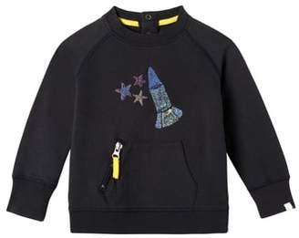 art & eden Jaxon Organic Cotton Sweatshirt