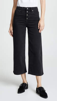 d9d1185ac Madewell Women's Cropped Jeans - ShopStyle