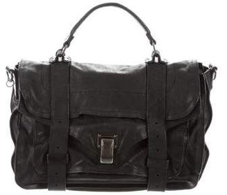 Proenza Schouler Leather PS1 Handle Bag