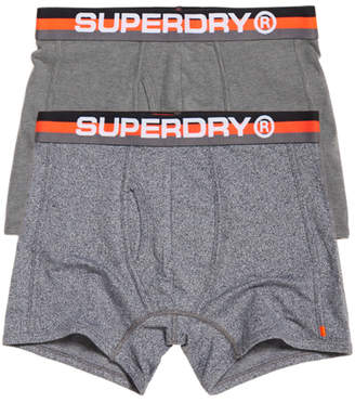 Superdry Retro Sport Boxers Double Pack