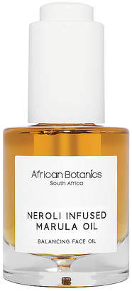 African Botanics ネロリ配合フェイスオイル