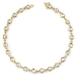 Irene Neuwirth Fine Rose Cut Diamond Bracelet - Yellow Gold