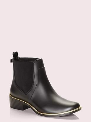 Kate Spade Sedgewick Rain Boots, Black - Size 7