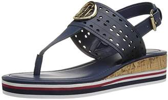 Tommy Hilfiger Women's Peak Wedge Sandal